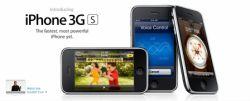 Iphone 3gS, juin 2009