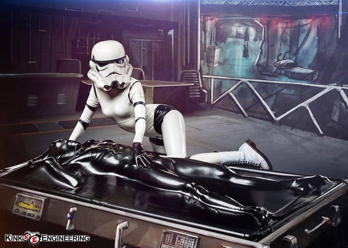 Storm Trooper Sexy