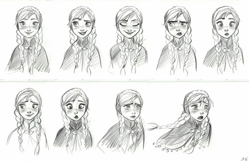 Artwork : Anna | Frozen
