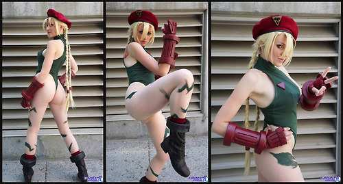 Cammy Cosplay…