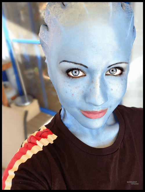 Mass Effect : cours de Maquillage