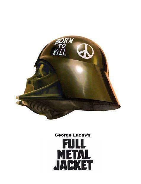 Full Metal Jacket vs Star Wars