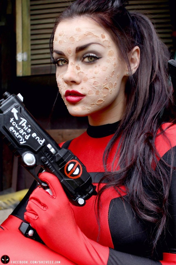 Cosplay : Lady Deadpool