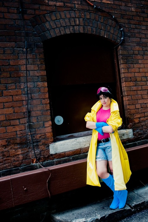 Cosplay : Jubilee en Action