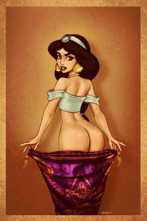 Jasmine Kardashian , face arriere
