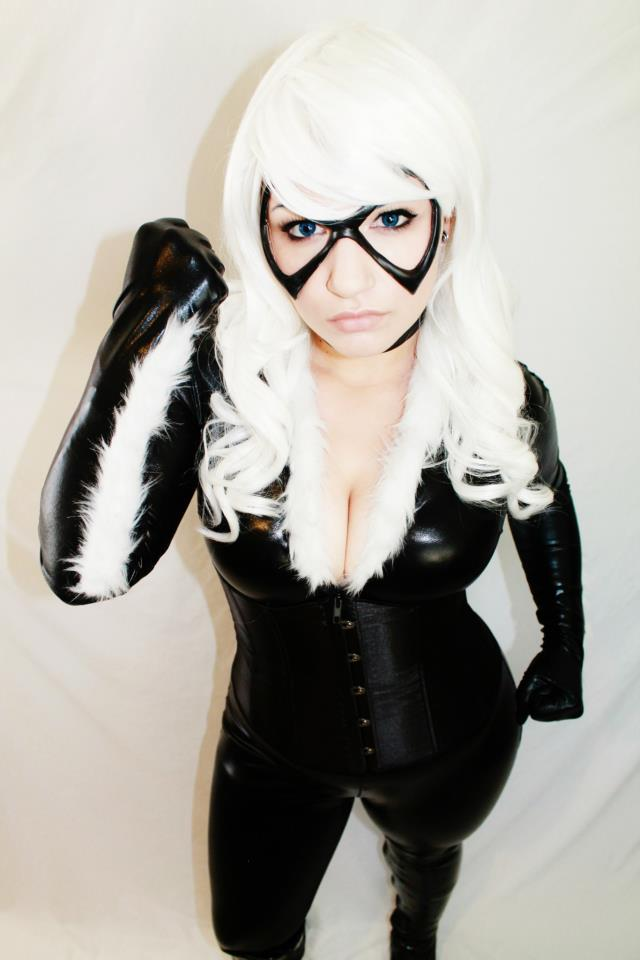 Cosplay : Black Cat