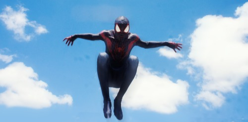 Cosplay : Ultimate SpiderMan