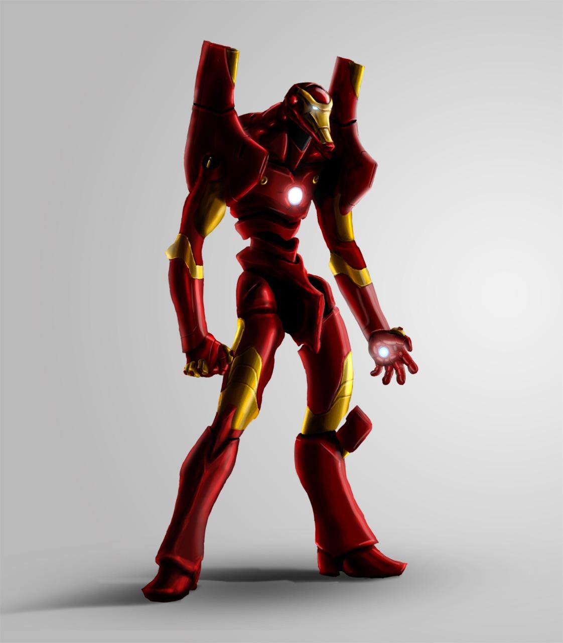 Evangelion vs Marvel