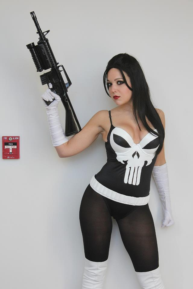 Punisher Girl