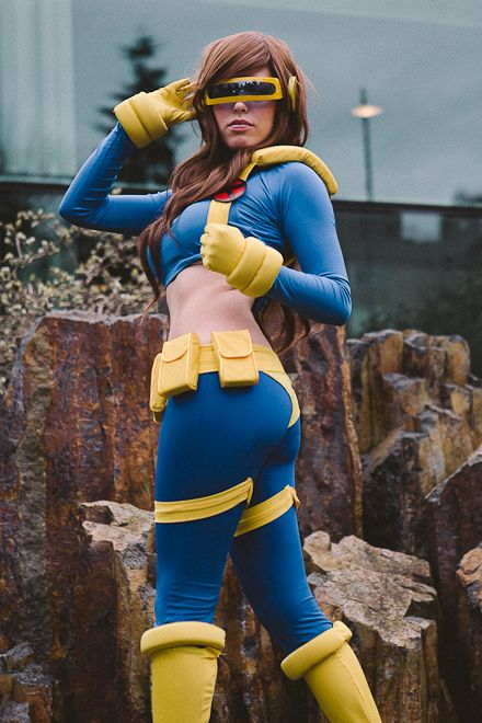Cosplay : Rule 63 Cyclops