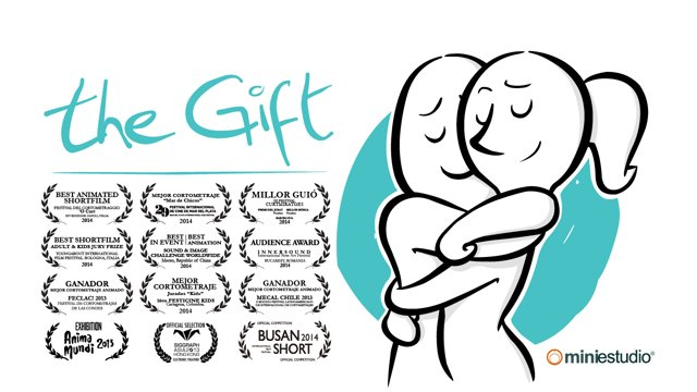 The Gift (by miniestudio)