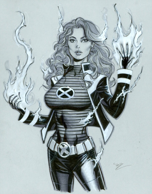 ArtWork : Jean Grey