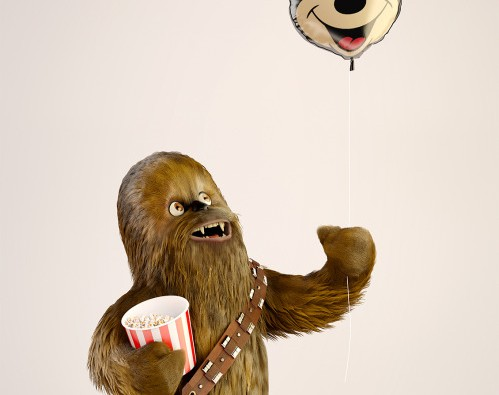 Mini Chewbacca