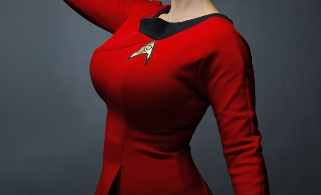 Cosplay : Yaya Han  revisite Star Trek