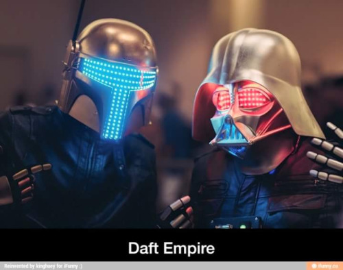 Daft Empire, le mix impossible