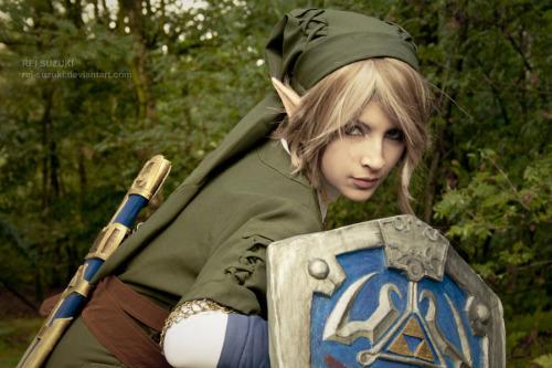 Cosplay : La légende de Zelda