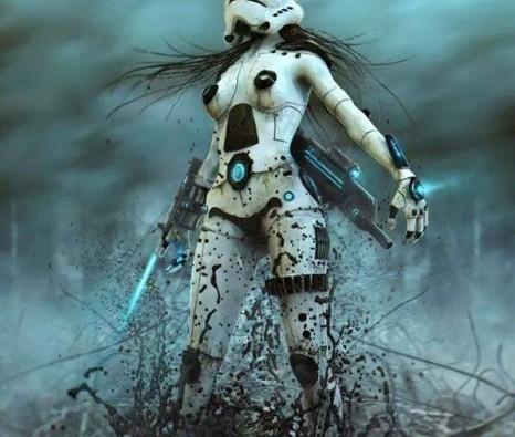 StormTrooper sous le vent