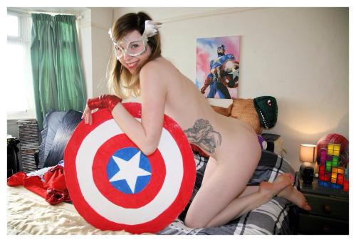 Le bouclier de Captain America