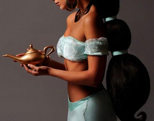 Ryan Astamendi – Les vraies princesses Disney