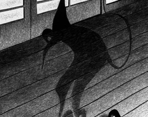 Ombre et lumière : Illustrations de Meritxell Ribas Puigmal