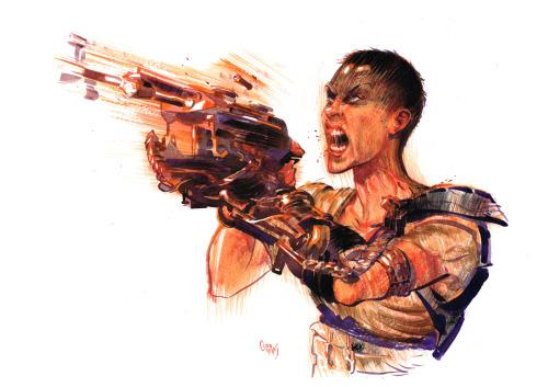 Mad Max Fury Road : Imperator Furiosa