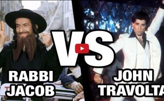 john travolta vs rabbi jacob