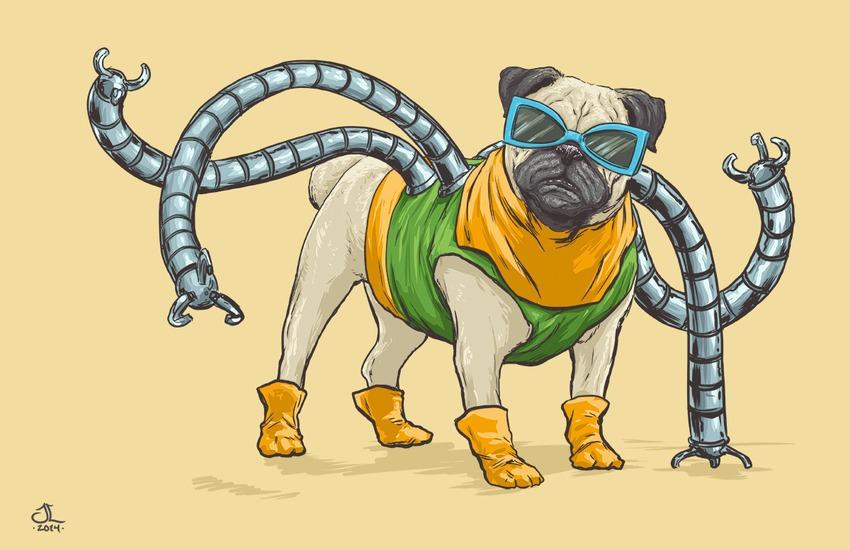 Les chiens, ces héros de Marvel insoupçonnés