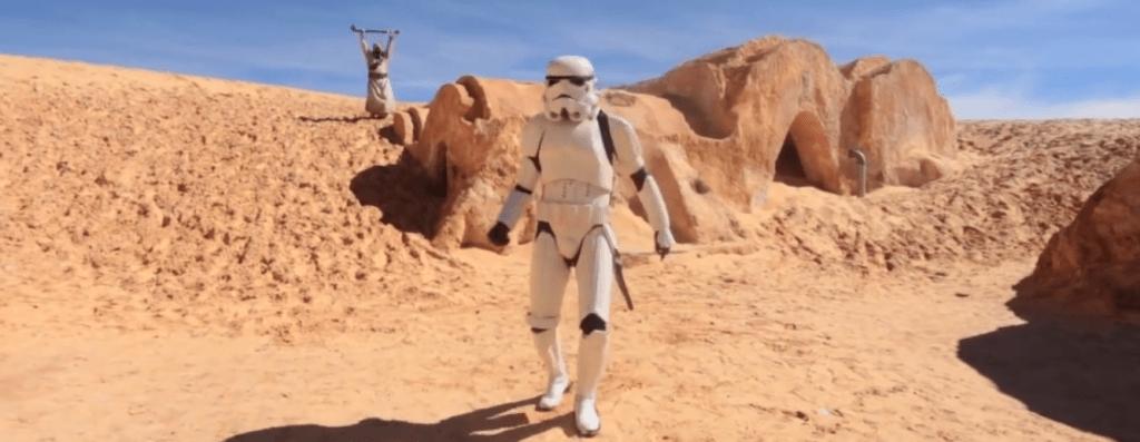 starwars tunisia stormtrooper