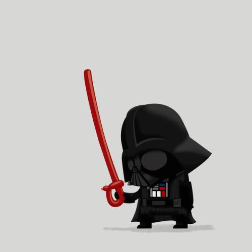 Star Wars - la joie des enfants