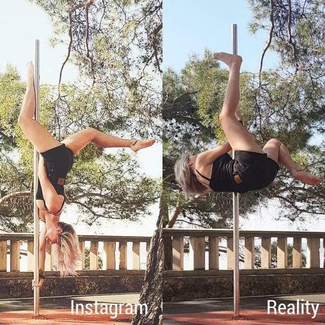 Насколько реальность отличается от того, что нам показывают в Instagram (20 фото)